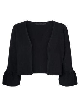 VERO MODA 2/4 Sleeved Bolero Women Black