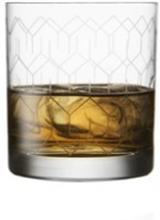 DUKA Drink Whiskeyglas 28cl 4-pack