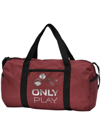 ONLY Sport Bag Women Red
