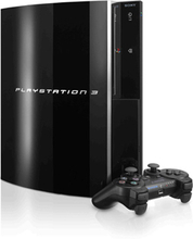PlayStation 3 80GB Sort