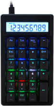 Pocket Numpad PBT RGB [MX Red]