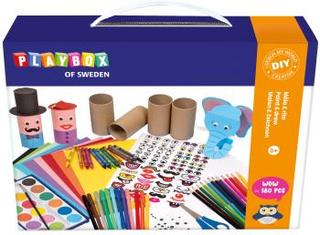 Playbox: Pysselväska Måla & rita