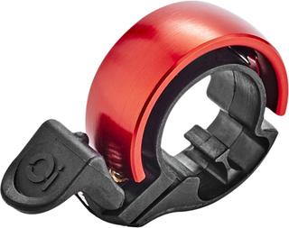 Knog Oi Classic Ringklocka Limited Edition röd/svart Small (22.2mm) 2018 Ringklockor