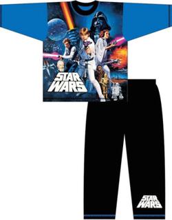 Retro Star Wars Pyjamas til Gutt