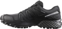 Salomon Speedcross 4 Shoes Herr black/black/black metallic UK 7 | EU 40 2/3 2019 Skor för OCR
