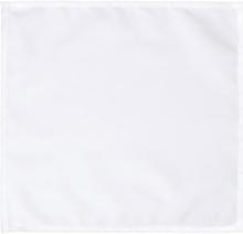 25 stk Hvite Stoffservietter 35x35 cm