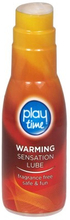 Playtime Warming Sensation Lube 75 ml