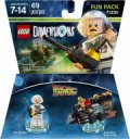 Lego Dimensions - Doc Brown Fun Pack - Gucca