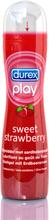 Durex - Play Strawberry Glidmedel 50 ml