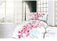 Pościel bawełniana Cherry Blossom / Kwiat wiśni 160x200