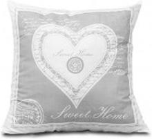 Poduszka dekoracyjna Sweet Home Heart 40x40