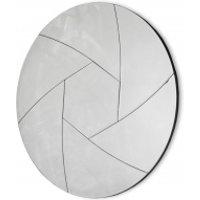Lustro dekoracyjne Pallotta 90x90 – okrągłe