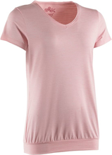 FÅK Deogyusan Top Women Dam T-shirt Rosa S