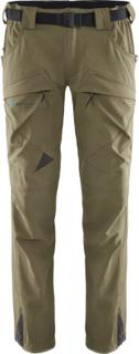Klättermusen Gere 2.0 Pants Regular Men's Herre friluftsbukser Grønn M