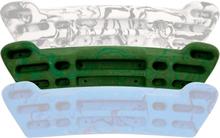 Metolius Project klätterutrustning Grön OneSize