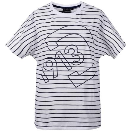 Didriksons Alva Women's T-shirt Dam T-shirt Vit 42