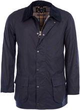 Barbour Bristol Wax Jacket Men's Herre ufôrede jakker Blå XL