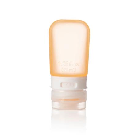 Humangear GoToob Small, 37ml Toalettartikel Orange OneSize