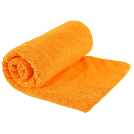 Sea to Summit Tek Towel L Toalettartikel Orange L