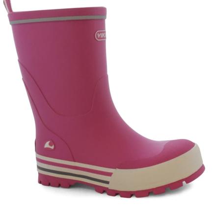 Viking Footwear Jolly Barn Gummistövlar Rosa 29