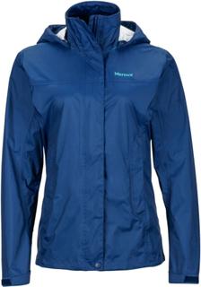 Marmot Wm's Precip Jacket Dame regnjakker Blå XS