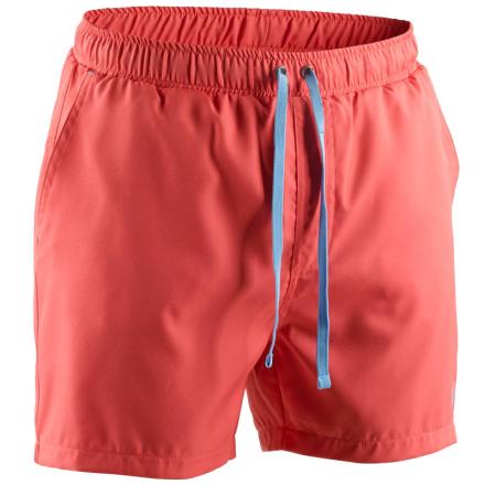 FÅK Yongpyong Beach Shorts Men Herr Badkläder Orange M