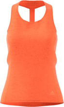 ADIDAS Women's Supernova Tank Dam Träningströja Orange L