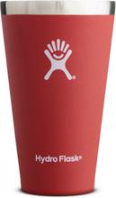 Hydroflask True Pint 473ml Serveringsutrustning Röd OneSize
