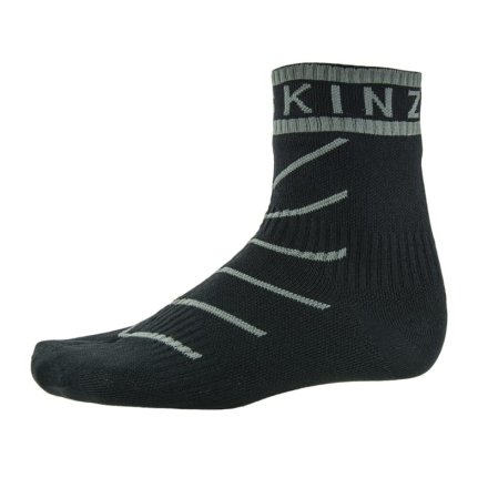Sealskinz Super Thin Pro Ankle Sock Hydro Unisex Träningsstrumpor Svart M