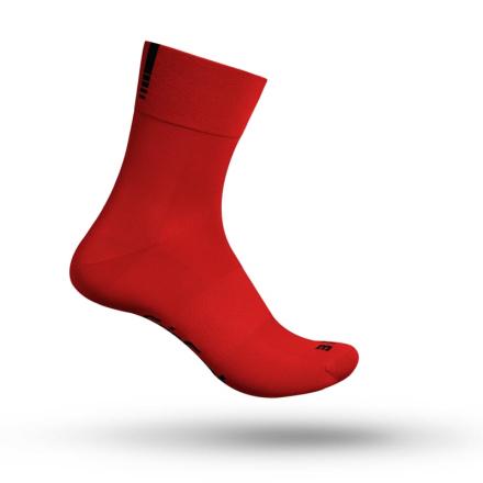 GripGrab Lightweight SL Sock Unisex Träningsstrumpor Röd 35-38