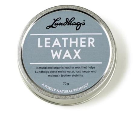 Lundhags Lundhags Leather Wax Skovård OneSize