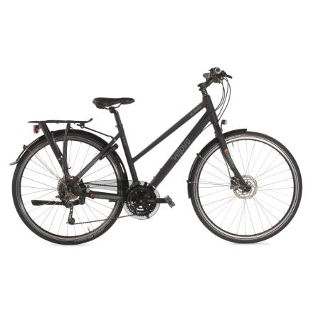Velova Siljenäs Women's Hybridcykel Svart 48 cm