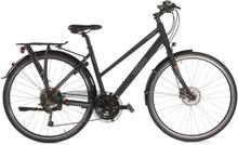 Velova Women's Siljenäs Dam Hybridcykel Svart 48 cm