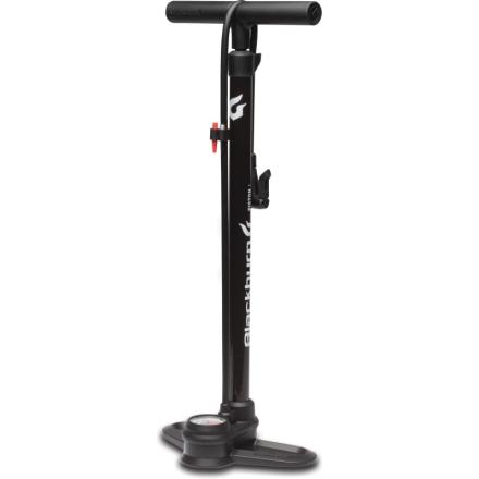 Blackburn Piston 1 Floor Pump cykeltillbehör Svart OneSize