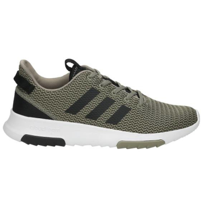Sneaker, olivgrün