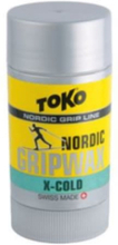 Toko Nordic GripWax X-cold 25g skismøring Grønn 25G