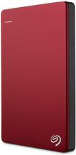 Seagate Backup Plus Slim 2,5 Zoll USB 3.0 Portable Laufwerk 2 TB - Rot
