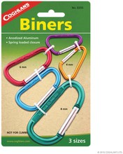 Coghlan's Multi-pack Biners øvrig utstyr OneSize
