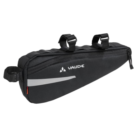 VAUDE Cruiser Bag Cykelväska Svart OneSize
