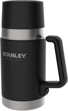 Stanley Master Vacuum Food Jar 0.7L Termos Svart OneSize