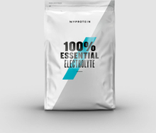 100% Essential Electrolyte Powder - 500g - Pouch - Unflavoured
