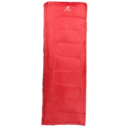 Arctic Tern Rectangular Sleeping Bag Sovsäck Röd OneSize