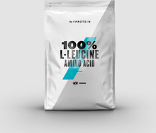 100% L-Leucine Powder - 250g - Unflavoured