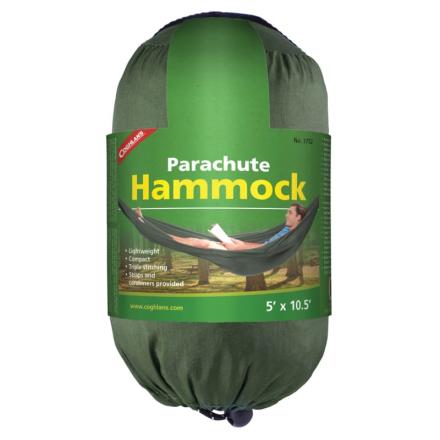 Coghlan's Parachute Hammock Single Campingmöbel Grön OneSize