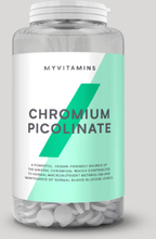 Chromium Picolinate Tablets - 180Tablets