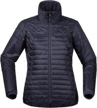 Bergans Uranostind Insulated Lady Jacket Dame syntetjakker mellomlag Blå M