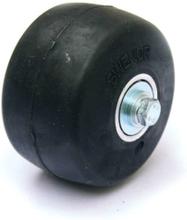 Swenor Fibreglass-Front Wheel Standard Complete Skidutrustning Svart OneSize