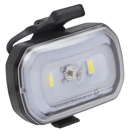 Blackburn Click USB Front Light Lampa Svart OneSize