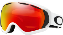 Oakley Canopy Snow Goggles matte white/prizm torch iridium 2019 Skidglasögon & Goggles