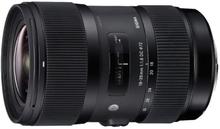 Sigma 18-35mm F1,8 DC HSM für Nikon Objektivbajonett